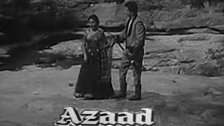 Azaad│Full Dubbed Tamil Movie│Dilip Kumar 1955 | Meena Kumari | Pran |