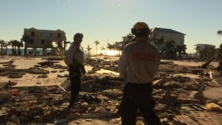 Rescuers search for survivors in hurricane hit Mexico Beach