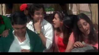 Salman Khan, Monish Behl, Saif, Sonali, Tabu & Karishma in ABCD - Hum Saath Saath Hain