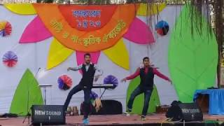 Ami gean harabo more jabo Break dance