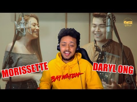 "DARYL ONG & MORISSETTE AMON ""YOU ARE THE REASON"" CALUM SCOTT REACTION"
