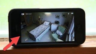 تحويل كاميرا الهاتف الي كاميرا مراقبه | ربط كاميرا الموبايل بالكمبيوتر