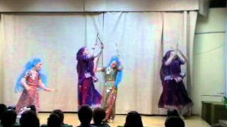 Gujrati Folk Dance Dandia - Ramo Ramo