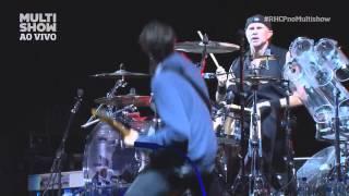 Red Hot Chili Peppers - Intro + Can't Stop - Live Circuito Banco do Brasil - Rio de Janeiro - [HD]