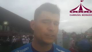 Dany Carvajal tras empate en el Ebal