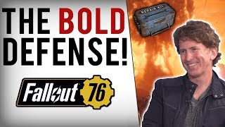 Bethesda DEFENDS Breaking Fallout 76 Cosmetic-Only Promise, Argues It's NOT Pay-To-Win!
