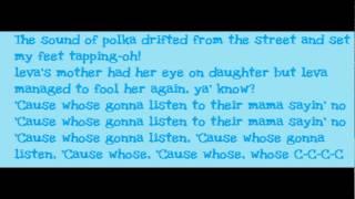 Luka and Lily Megurine Ievan polkka with english lyrics