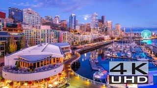 Seattle - The Emerald City Trailer in 4K (Ultra HD)