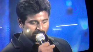 Sivakarthikeyan entertainer of the year