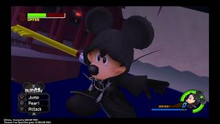 Kingdom Hearts II FM+ Shan-Yu Out of Bounds Glitch