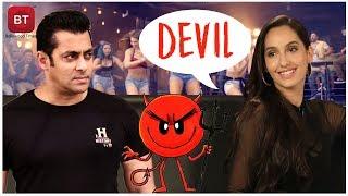 Bigg Boss Ex Contestant Nora Fatehi Passes Shocking Comment On Salman Khan