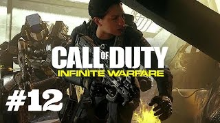Call of Duty: Infinite Warfare Walkthrough Gameplay Part 12 – 1080p Full HD PS4 - No Commentary.