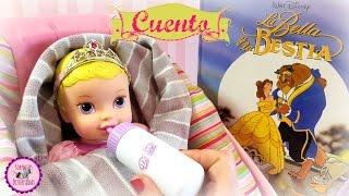 La Bella y la Bestia - Cuento de Disney para la Bebé AURORA