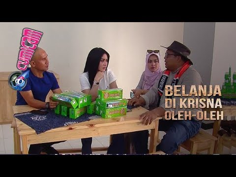 Datangi Krisna Oleh-oleh Kota Tua Jakarta, Syahrini Dibongkar Bang Onnih - Cumicam 15 Mei 2018