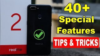 Realme 2 Tips and Tricks | Top 40+ Hidden Special Features🔥😳🔥