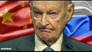 Brzezinski's Worst-Case Scenario: Russia-China Alliance