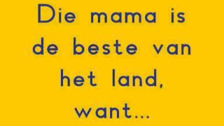 Moederdagliedje 'De Beste Mama' ( Tijl Damen)