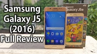 Samsung Galaxy J5 2016 Full Review