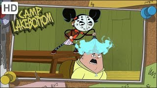 Camp Lakebottom - 210A - Seven Foot Itch (HD - Full Episode)