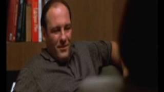 The Sopranos Season 1 - Jimmy Smash story told by Tony Soprano (James Gandolfini)