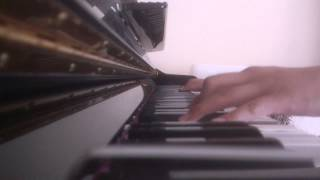 Sword Art Online ED - Yume Sekai Piano cover (sheet music in desc.)