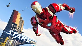 GTA 5 Mods - IRON MAN 2.0 MOD!! GTA 5 Iron Man Mod Gameplay! (GTA 5 Mods Gameplay)