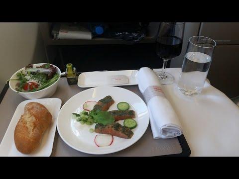 Trip Report Swiss Business Class Airbus A330 300 ZRH DXB