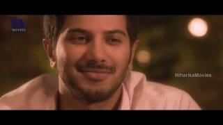 Dulquer Asks Nithya Menen About Love - Love Scene - 100 Days Of Love Movie Scenes