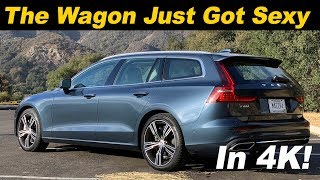 2019 Volvo V60 First Drive - Wagons Ho!
