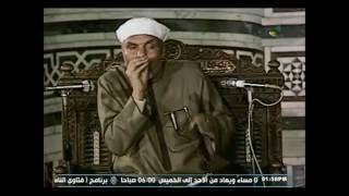 الشعراوي والفرق بين محمد واحمد ومحمود