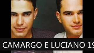 ZEZE DI CAMARGO E LUCIANO CD 1998 PRA NÃO PENSAR EM VOCÊ