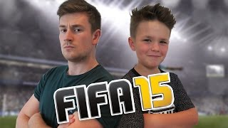 Oli VS James | FIFA 15