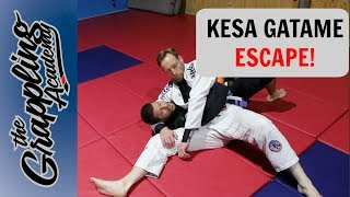Kesa Gatame Escape - The Basics