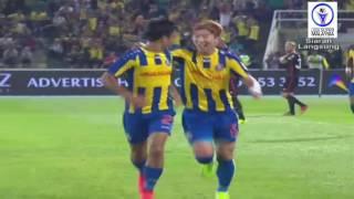 Pahang vs Selangor 2 - 2 | Liga Super 2017