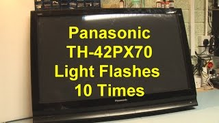 panasonic tc p50x1 plasma hd tv service manual download