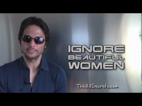 IGNORE BEAUTIFUL WOMEN - #1 SECRET TRICK FOR ATTRACTING HOT WOMEN WITH NO EFFORT!