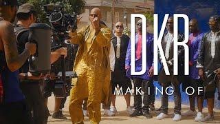 BOOBA -  DKR ( Making Of )