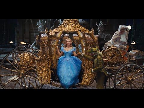 Disney s Cinderella Official US Trailer