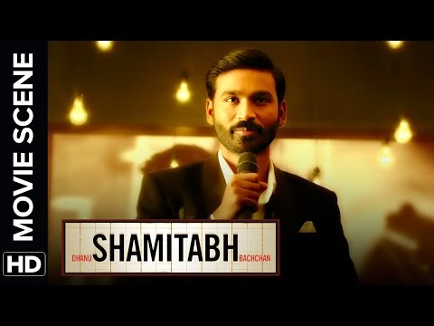 Xxx Mp4 Dhanush Does Not Want To Be Called Sir Shamitabh Movie Scene 3gp Sex