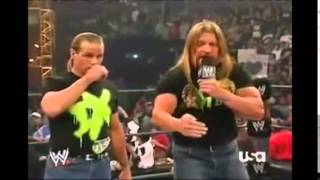 Rated RKO Impersonates D-Generation X Part 2