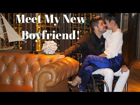 MEET MY NEW BOYFRIEND   WHEELCHAIR LIFE