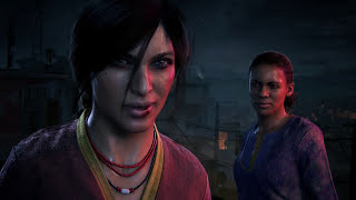 Uncharted: The Lost Legacy en exclu sur PS4 en 2017 - Trailer d'annonce PlayStation Experience 2016