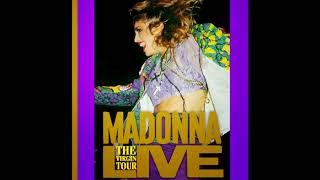 Madonna - The Virgin Tour [Live in Detroit, 1985] (Disco Completo/Full Album) [+ Missing Tracks]