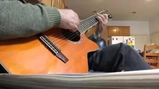 Kojaei Chavoshi Guitar Coverکجایی - محسن چاوشی - گیتار