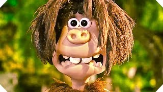 EARLY MAN Trailer (Tom Hiddleston, Maisie Williams - Animation, 2018)