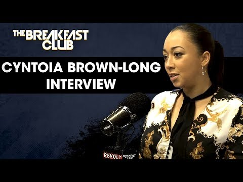 Cyntoia Brown Long Talks Meeting Her Husband While In Prison Healing Post Release More