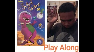 Barney In Outer Space Play Along (2nd Release)