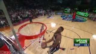 Paul George - 2014 NBA Slam Dunk Contest
