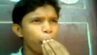 mallu funny face expression