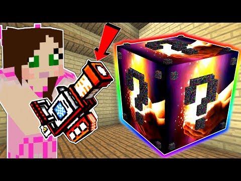 Minecraft THE MOST OVERPOWERED LUCKY BLOCK MOD IN MINECRAFT Mod Showcase